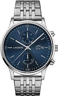 Lacoste Mens Multi-Cadrans Quartz Montre avec Bracelet en Acier Inoxydable 2011067