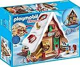PLAYMOBIL Christmas 9493 Weihnachtsbäckerei mit Plätzchenformen, Ab 4 Jahren
