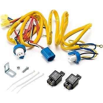 Putco 239007HW - 9007 100W Premium Heavy Duty Headlight Harness and Relay