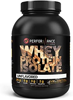 EarthNutri Whey Protein Isolate - Unflavored
