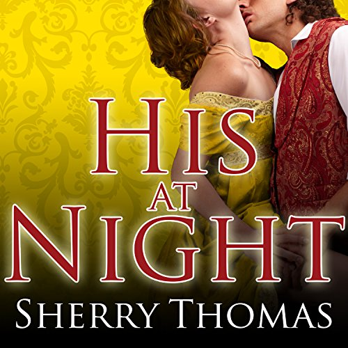 His at Night audiobook cover art