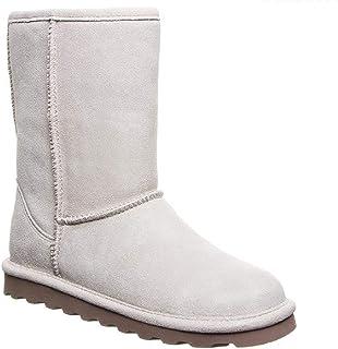 e5fda05395ea Amazon.com  White - Snow Boots   Outdoor  Clothing