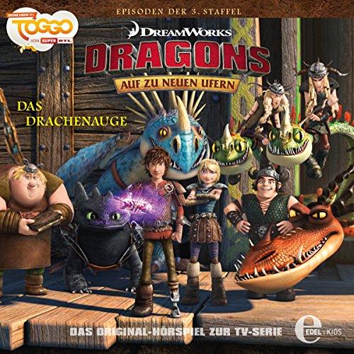 Das Drachenauge. Das Original-Hörspiel zur TV-Serie Titelbild