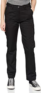 Lee Cooper Ladies Heavy Duty Easy Care Multi Pocket Work Safety Classic Cargo Pants Trousers