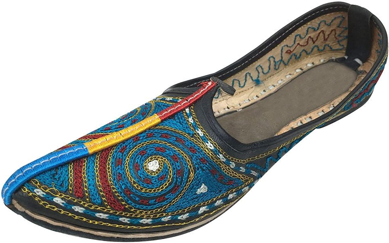 Step n Style Beaded shoes Mojari Punjabi Jutti Dress shoes Khussa shoes Saree Jooti