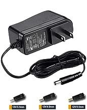 [UL Listed] Label Maker 12V AC Adapter Power Charger Compatible Brother PT-D400 PT-D400AD PT-D400VP PT-D450 PT-D600 PT-D600VP PT-P750W PT-E300 PT-E500, AD-E001 ADE001 ADE001EU D01-0661525 / UU324-1220