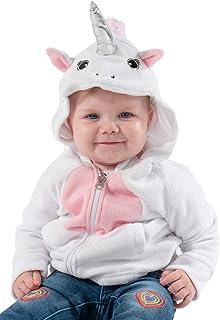 Cuddle Club Chaqueta Polar niño/niña Ropa Bebé y Niño de 0 a 5 años – Abrigo/Disfraz Bebé para Exterior con Cremallera y C...