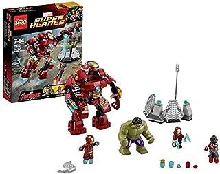 LEGO (LEGO) of Super Heroes Hulk Buster Smash 76031