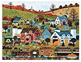 Jane Wooster's Scott Journeys of The Heart Puzzle 1000 Piece–Challenging, Perfect for Family Fun–Fun Indoor Activity