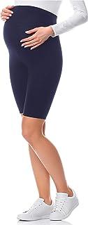 Leggins Premamá Cortos Shorts Embarazo Lactancia 04