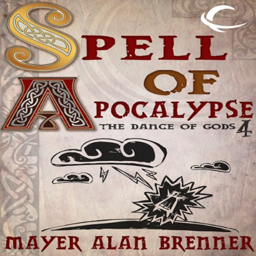 Spell of Apocalypse audiobook cover art