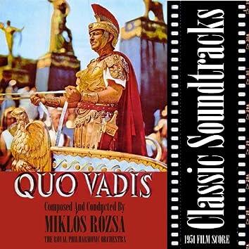 Classic Soundtracks: Quo Vadis? (1951 Film Score)