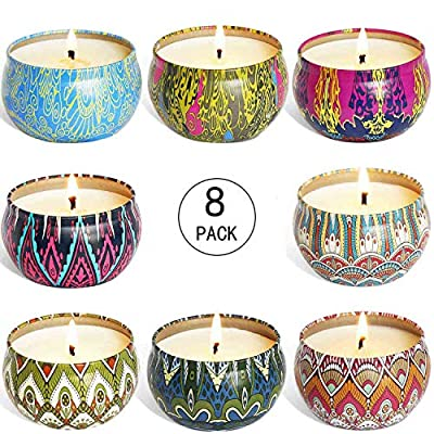 YIIA Fruity Scented Candles