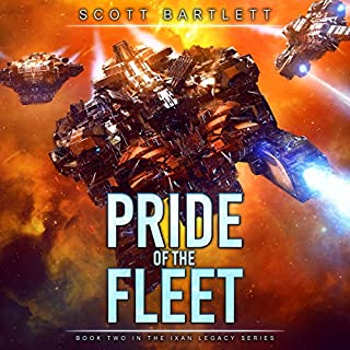Pride of the Fleet cover art