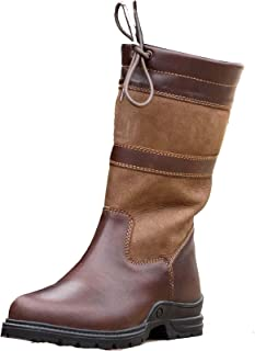 Best hkm country boots Reviews