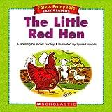 The Little Red Hen (Folk & Fairy Tale Easy Readers)