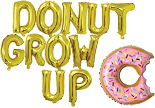 donut ever grow up