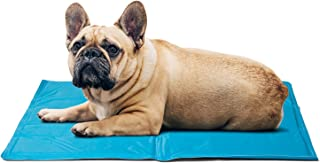 Seekavan Dog Cooling Mat Medium 65 * 50cm, Non-Toxic Durable Pet Cooling Mat Ice Gel Pad Mattress for Dogs Cats in Hot Summer