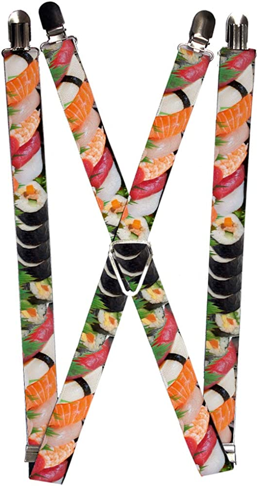 Buckle-Down Suspender - Sushi