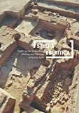 Studia Eblaitica: Studies on the Archaeology, History, and Philology of Ancient Syria, Volume 1