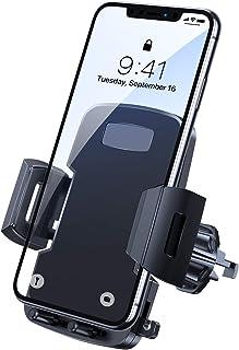 Auto Handyhalterung, handyhalter fürs Auto Lüftung, Handyhalterung Auto, KFZ Handyhalterung, KFZ Lüftung Handyhalterung, Auto Handyhalter Lüftungschlitz 360°drehbare auto Handyhalterung für alle Handy