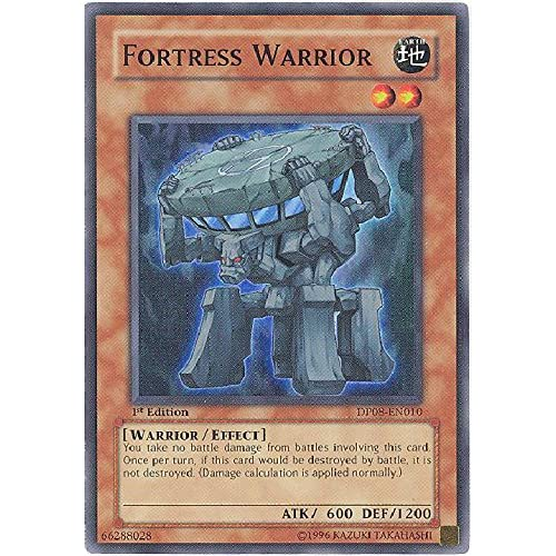 Yu-Gi-Oh! - Fortress Warrior (DP08-EN010) - Duelist Pack 8 Yusei Fudo - Limit...