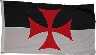 Apontus SS-APT-41330 41330 3x5 POLEYSTER Knights Templar