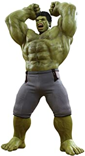 Hot Toys Marvel Avengers Age of Ultron Hulk 17-Inch Collectible Figure [Deluxe Set]