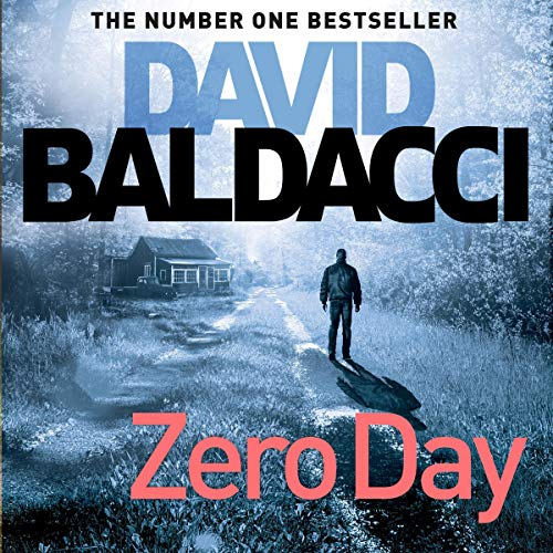 Zero Day: John Puller, Book 1 cover art