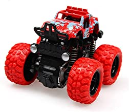 Kids Dukaan Monster Truck Friction Powered Toy for Kids Toddlers. Birthday Gifts (Multi Colour).