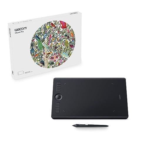 Intuos Drawing Tablet: Amazon com