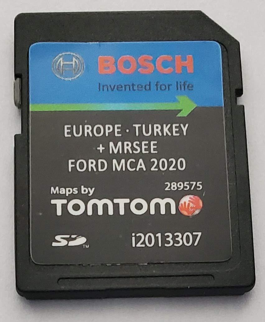 Tarjeta SD GPS Ford MCA v10 Europe 2020: Amazon.es: Electrónica