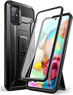 SupCase Mobile Phone Case for Samsung Galaxy A71 (6.7 Inch), 360 Degree Outdoor Protective Bumper Cover [Unicorn Beetle Pr...
