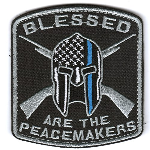 WZT Blessed are The Peacemakers Patch