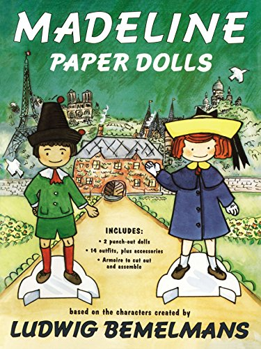 Compare Textbook Prices for Madeline Paper Dolls Illustrated Edition ISBN 9780670856015 by Bemelmans, Ludwig,Wheeler, Jody