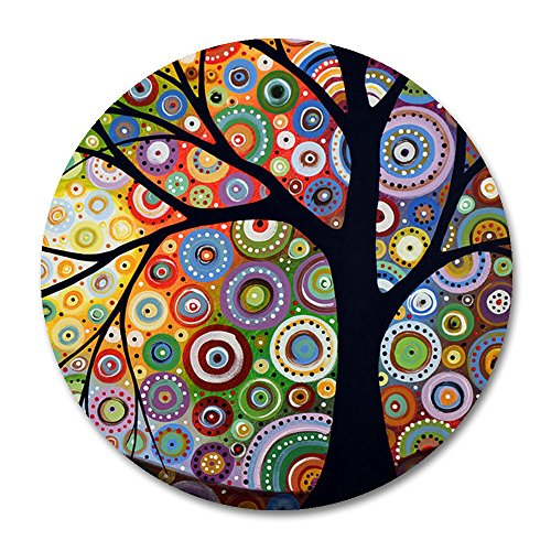 """Tree of life Customized Round Mouse Pad 7.8""""X7.8"""" inch"""