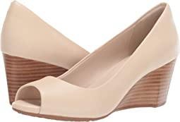 65 mm G.OS Sadie Open Toe Wedge