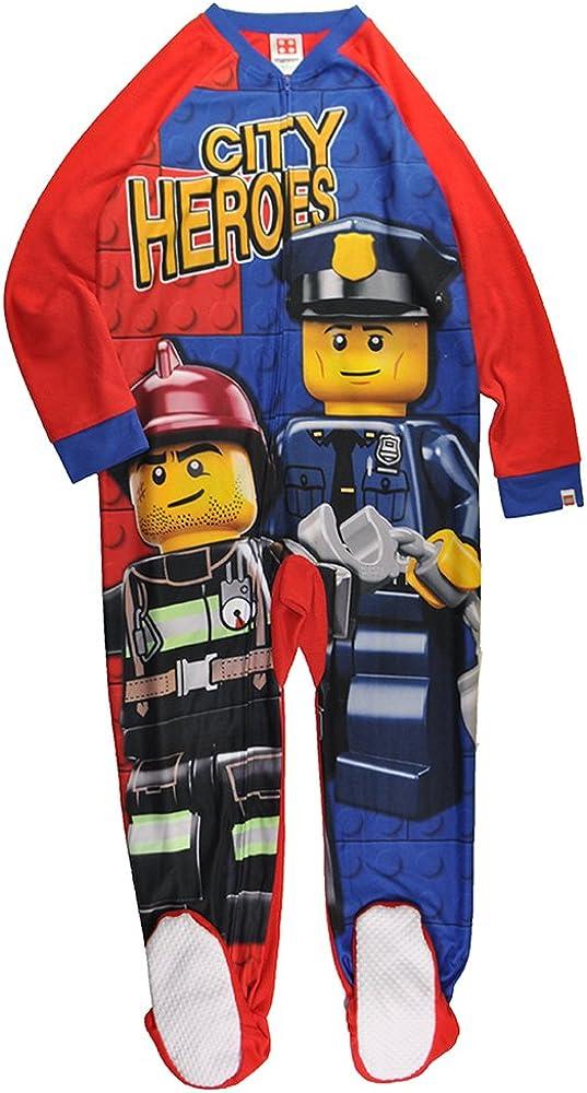 LEGO Boys' Big Blanket Sleeper Good Cop