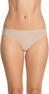 Berlei Women's Underwear Microfibre Nothing Naturals G-String Brief