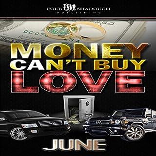 Money Can't Buy Love audiobook cover art