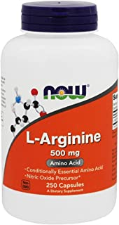 LArginine Amino Acid 500 MG (250 Tablets)