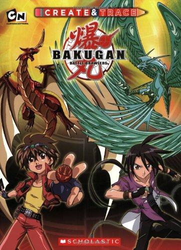 Bakugan: Create and Trace (Create & Trace)