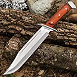Best Bowie Knives - Ridge Runner Renegade Bowie Knife Review