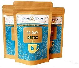 14 Day Herbal Detox Weight Loss Tea – Organic Detox Multi Herbal Tea Blend – 14 Day Supply Estimated Price : £ 9,98