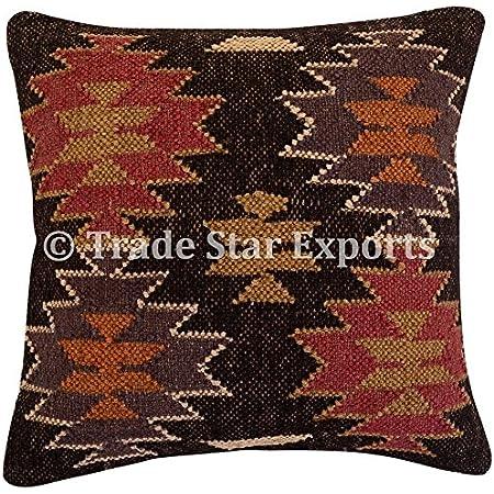 Home Decor Kilim pillow Lumbar,Kilim Pillow Cover,Cushion Cases,Kilim Cushion Cover No:184