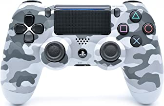 Winter Forces Ps4 Rapid Fire Custom Modded Controller 40 Mods for All Major Shooter Games, Auto Aim, Quick Scope, Auto Run, Sniper Breath, Jump Shot, Active Reload & More