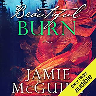 Beautiful Burn     A Novel              Written by:                                                                                                                                 Jamie McGuire                               Narrated by:                                                                                                                                 Brittany Pressley                      Length: 10 hrs and 33 mins     2 ratings     Overall 4.0