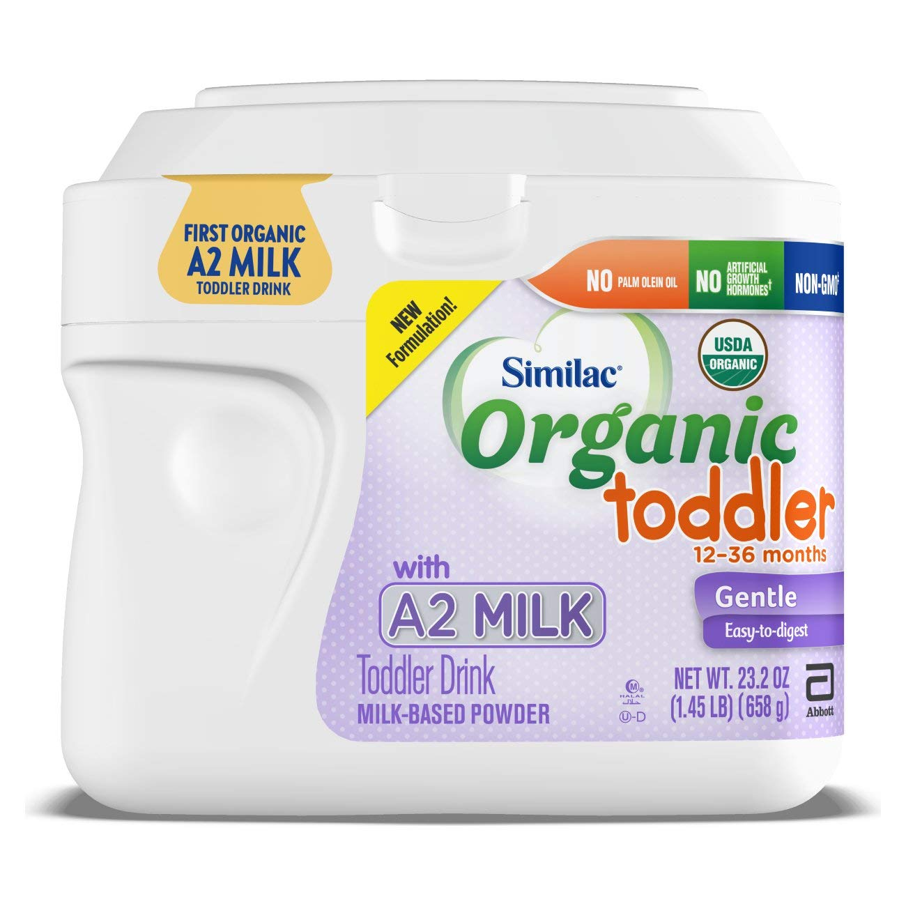 Similac First Only USDA Organic Toddler Popular standard Ge A2 Drink low-pricing with Milk