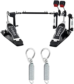 DW 2000 Double Bass Pedal DWCP2002 Including 2 DW Spring with Felt Inserts