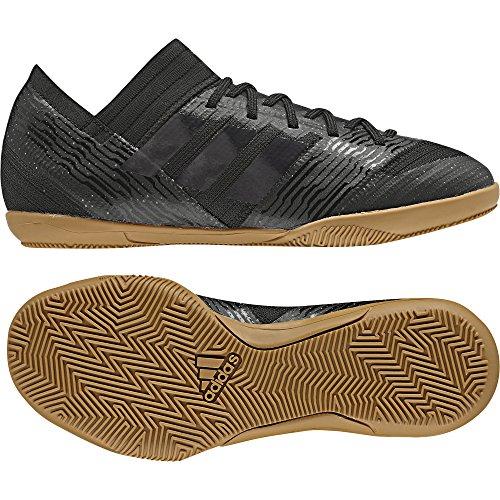 adidas Nemeziz Tango 17.3 in, Scarpe da Calcio Unisex-Bambini, Nero Cblack Cblack Hiregr Cblack Cblack Hiregr, 35.5 EU